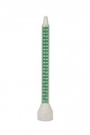 400mL 1:1 Green C Style Static Mixing Tip